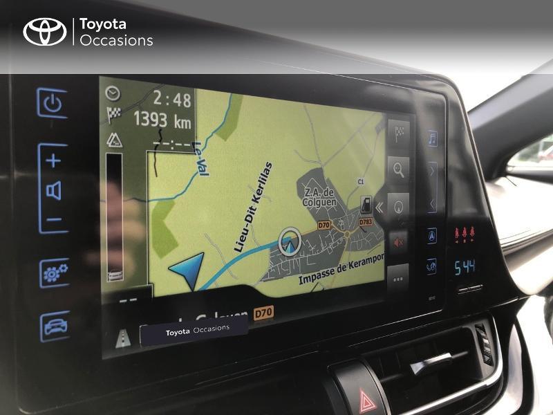Photo 15 de l'offre de TOYOTA C-HR 122h Edition 2WD E-CVT RC18 à 22980€ chez Horizon Concarneau