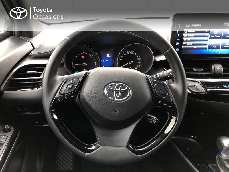 Photo 13 de l'offre de TOYOTA C-HR 122h Edition 2WD E-CVT RC18 à 22980€ chez Horizon Concarneau