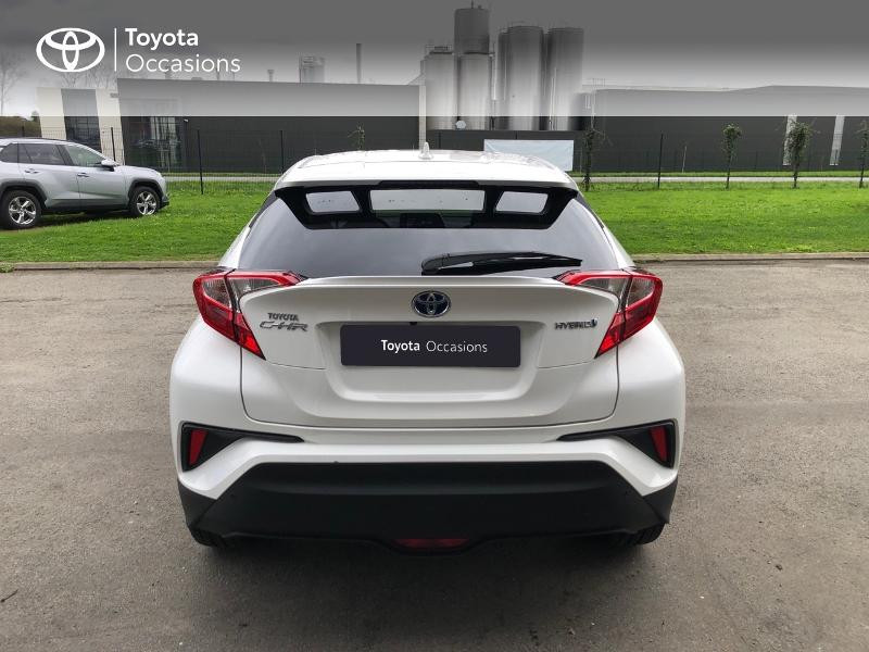 Photo 27 de l'offre de TOYOTA C-HR 122h Edition 2WD E-CVT RC18 à 22980€ chez Horizon Concarneau