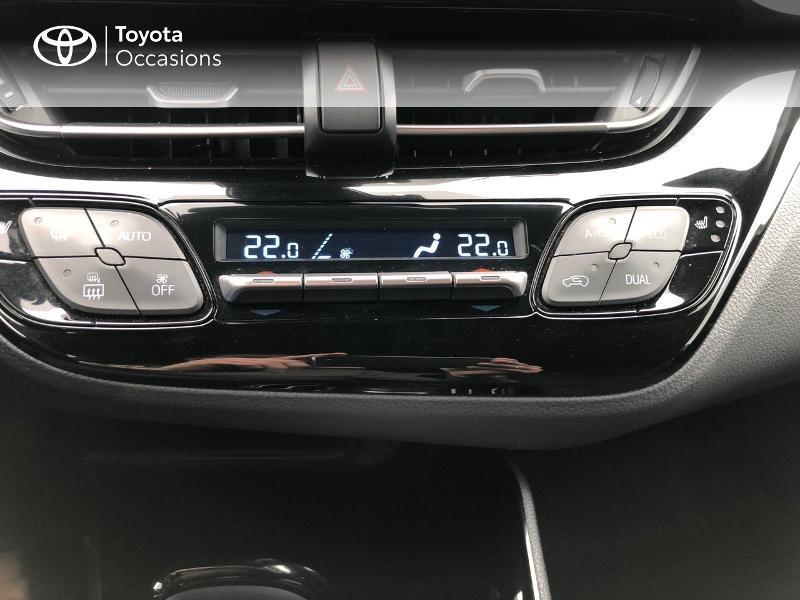 Photo 22 de l'offre de TOYOTA C-HR 122h Edition 2WD E-CVT RC18 à 22980€ chez Horizon Concarneau
