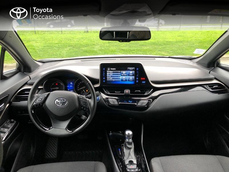 Photo 8 de l'offre de TOYOTA C-HR 122h Edition 2WD E-CVT RC18 à 22980€ chez Horizon Concarneau