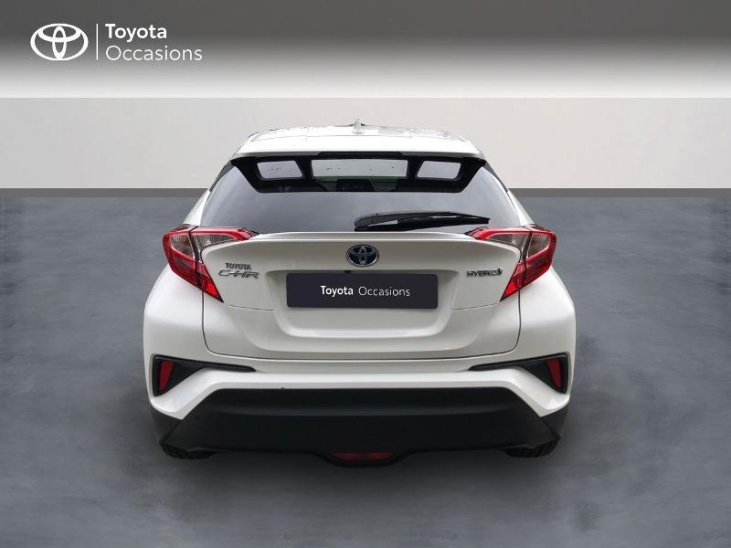 Photo 4 de l'offre de TOYOTA C-HR 122h Edition 2WD E-CVT RC18 à 22980€ chez Horizon Concarneau