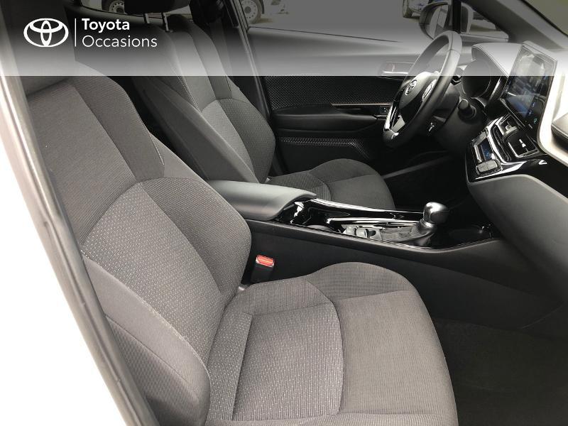 Photo 6 de l'offre de TOYOTA C-HR 122h Edition 2WD E-CVT RC18 à 22980€ chez Horizon Concarneau