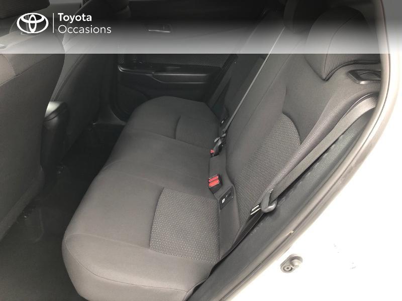 Photo 12 de l'offre de TOYOTA C-HR 122h Edition 2WD E-CVT RC18 à 22980€ chez Horizon Concarneau