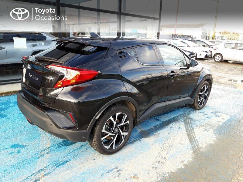 Photo 18 de l'offre de TOYOTA C-HR 122h Edition 2WD E-CVT RC18 à 21490€ chez Horizon Concarneau