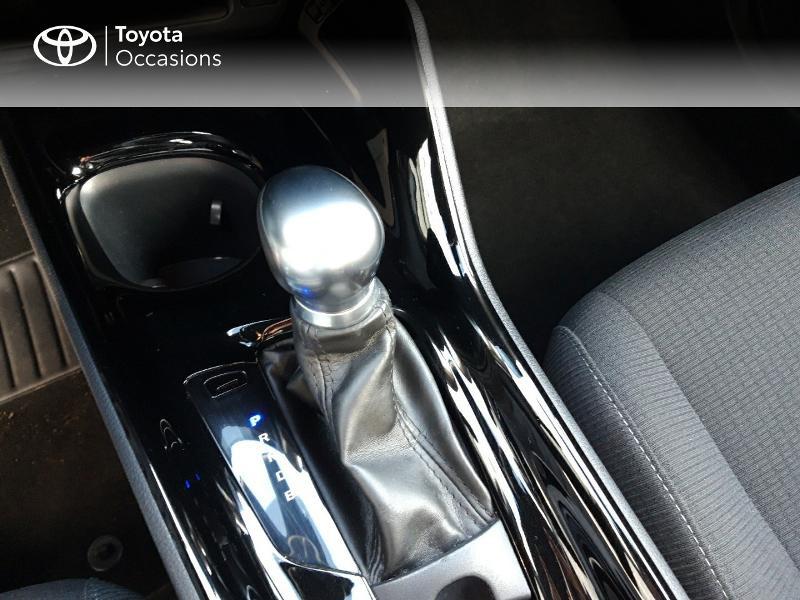 Photo 22 de l'offre de TOYOTA C-HR 122h Edition 2WD E-CVT RC18 à 21490€ chez Horizon Concarneau