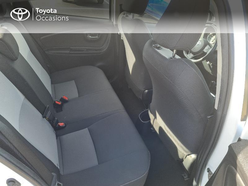 Photo 7 de l'offre de TOYOTA Yaris 100h Dynamic 5p à 12400€ chez Horizon Concarneau