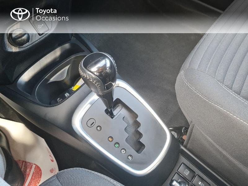Photo 22 de l'offre de TOYOTA Yaris 100h Dynamic 5p à 12400€ chez Horizon Concarneau