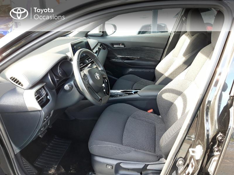 Photo 11 de l'offre de TOYOTA C-HR 122h Edition 2WD E-CVT RC18 à 21490€ chez Horizon Concarneau