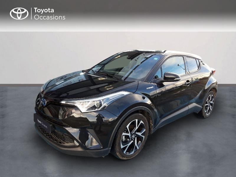 Photo 1 de l'offre de TOYOTA C-HR 122h Edition 2WD E-CVT RC18 à 21490€ chez Horizon Concarneau