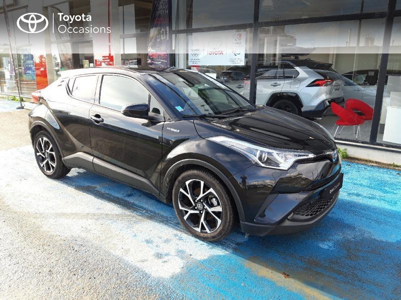 Photo 19 de l'offre de TOYOTA C-HR 122h Edition 2WD E-CVT RC18 à 21490€ chez Horizon Concarneau