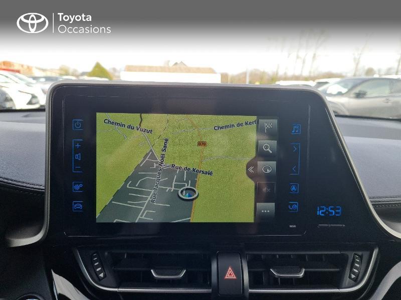 Photo 15 de l'offre de TOYOTA C-HR 122h Edition 2WD E-CVT RC18 à 21490€ chez Horizon Concarneau