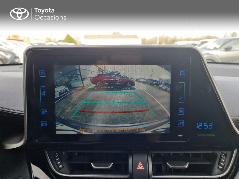 Photo 20 de l'offre de TOYOTA C-HR 122h Edition 2WD E-CVT RC18 à 21490€ chez Horizon Concarneau