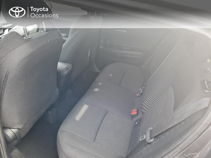 Photo 12 de l'offre de TOYOTA C-HR 122h Edition 2WD E-CVT RC18 à 21490€ chez Horizon Concarneau