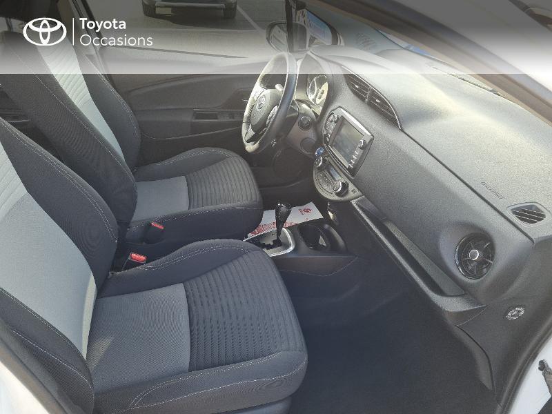 Photo 6 de l'offre de TOYOTA Yaris 100h Dynamic 5p à 12400€ chez Horizon Concarneau