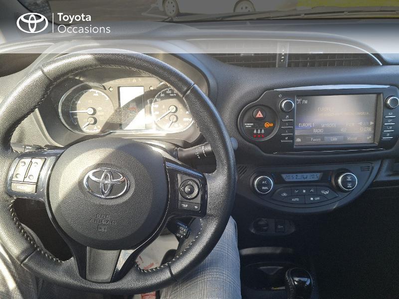 Photo 9 de l'offre de TOYOTA Yaris 100h Dynamic 5p à 12400€ chez Horizon Concarneau