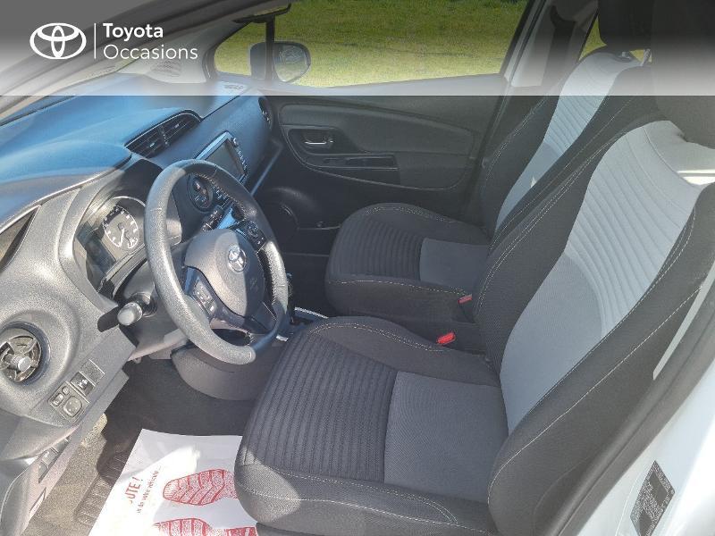 Photo 11 de l'offre de TOYOTA Yaris 100h Dynamic 5p à 12400€ chez Horizon Concarneau