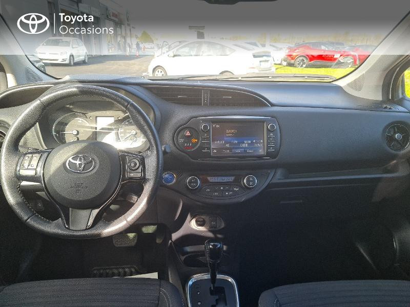 Photo 8 de l'offre de TOYOTA Yaris 100h Dynamic 5p à 12400€ chez Horizon Concarneau