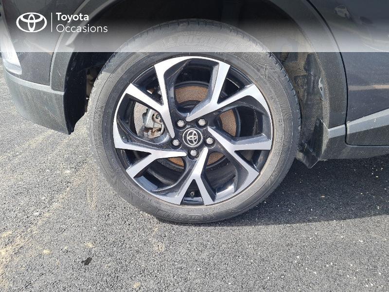 Photo 16 de l'offre de TOYOTA C-HR 122h Edition 2WD E-CVT RC18 à 21490€ chez Horizon Concarneau