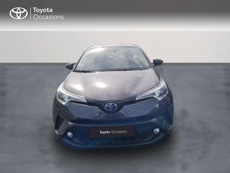 Photo 5 de l'offre de TOYOTA C-HR 122h Edition 2WD E-CVT RC18 à 21490€ chez Horizon Concarneau