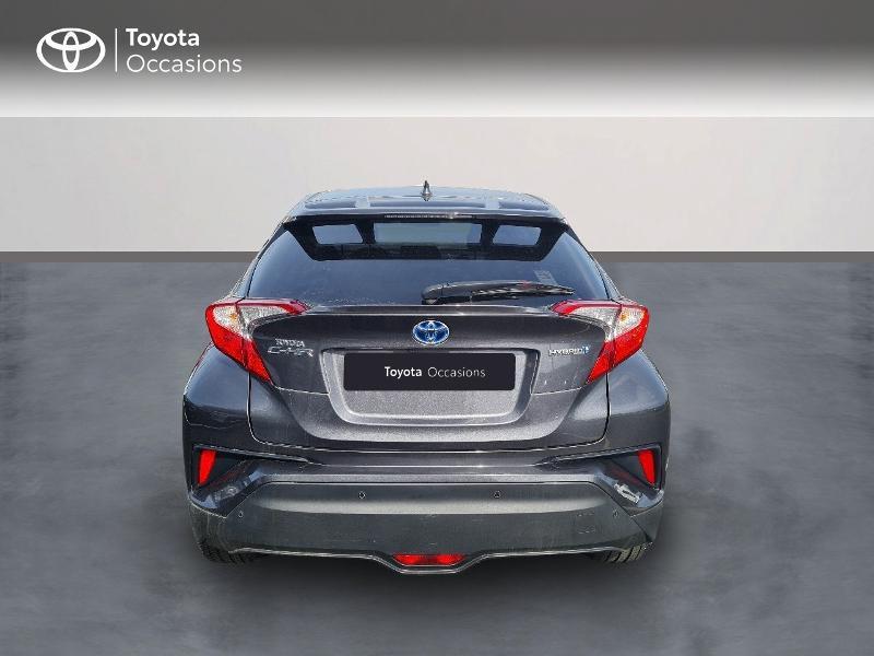 Photo 4 de l'offre de TOYOTA C-HR 122h Edition 2WD E-CVT RC18 à 21490€ chez Horizon Concarneau