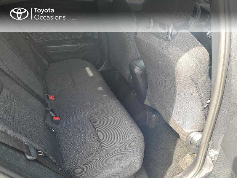 Photo 7 de l'offre de TOYOTA C-HR 122h Edition 2WD E-CVT RC18 à 21490€ chez Horizon Concarneau