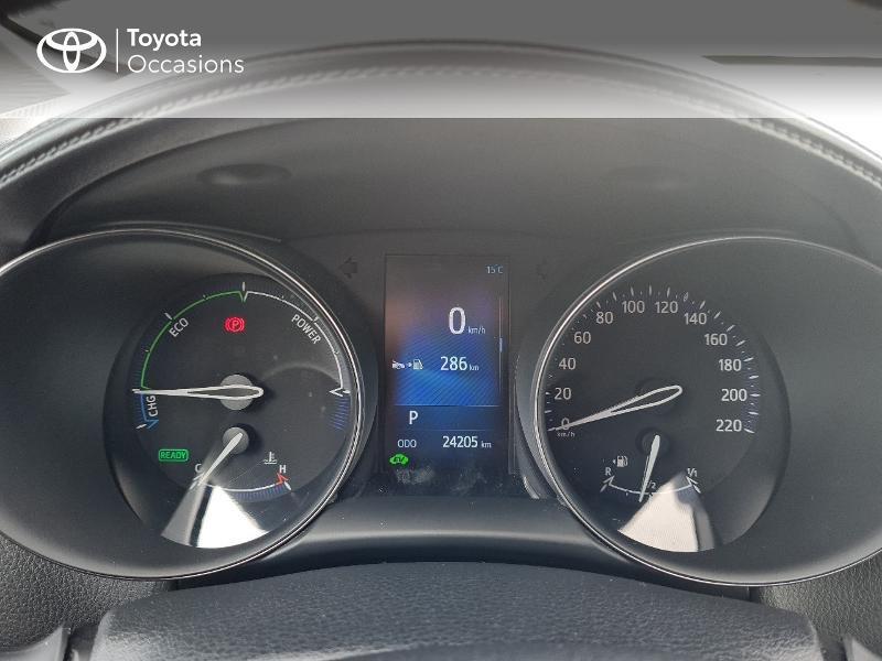 Photo 14 de l'offre de TOYOTA C-HR 122h Edition 2WD E-CVT RC18 à 21490€ chez Horizon Concarneau