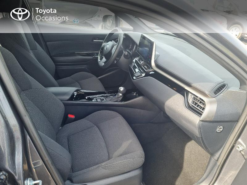 Photo 6 de l'offre de TOYOTA C-HR 122h Edition 2WD E-CVT RC18 à 21490€ chez Horizon Concarneau
