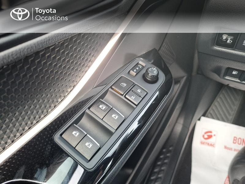 Photo 21 de l'offre de TOYOTA C-HR 122h Edition 2WD E-CVT RC18 à 21490€ chez Horizon Concarneau