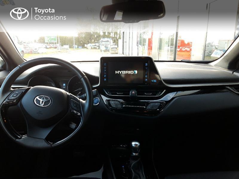 Photo 8 de l'offre de TOYOTA C-HR 122h Edition 2WD E-CVT RC18 à 21490€ chez Horizon Concarneau