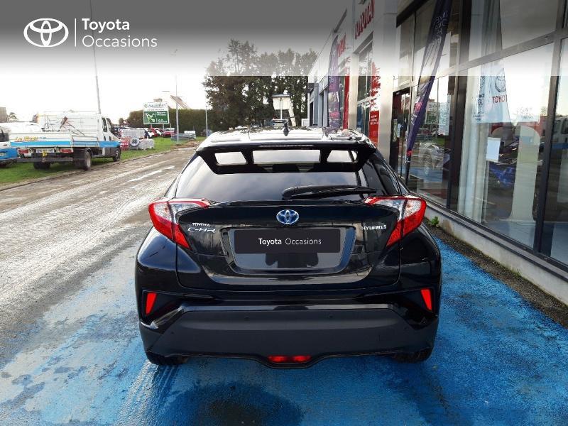 Photo 26 de l'offre de TOYOTA C-HR 122h Edition 2WD E-CVT RC18 à 21490€ chez Horizon Concarneau