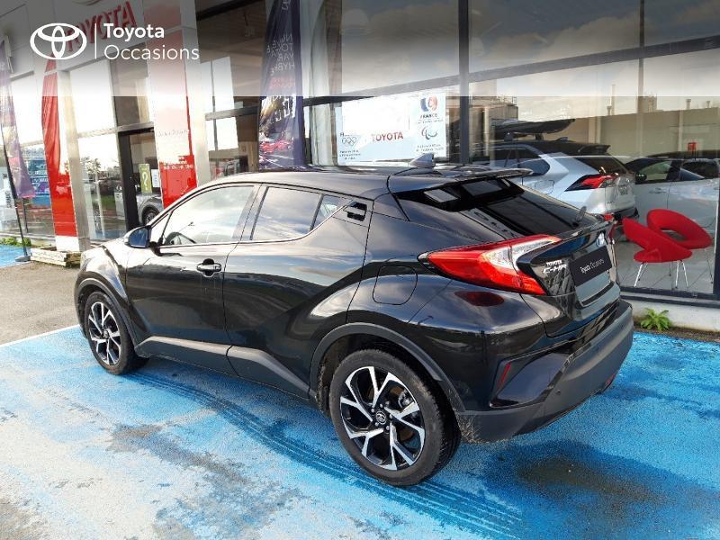 Photo 24 de l'offre de TOYOTA C-HR 122h Edition 2WD E-CVT RC18 à 21490€ chez Horizon Concarneau