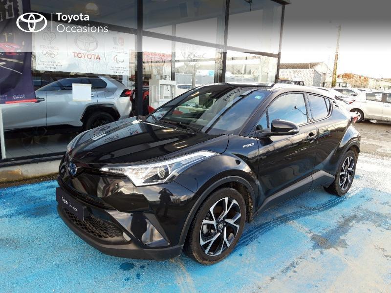 Photo 23 de l'offre de TOYOTA C-HR 122h Edition 2WD E-CVT RC18 à 21490€ chez Horizon Concarneau