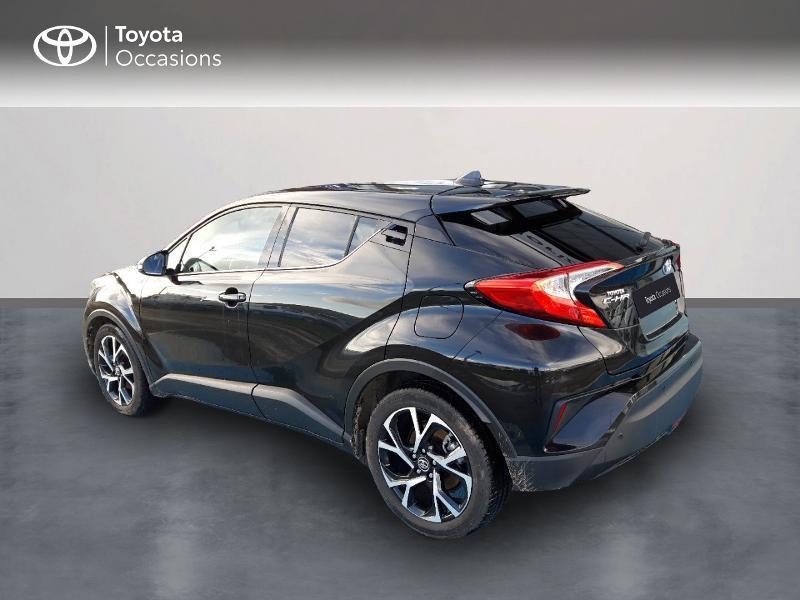 Photo 2 de l'offre de TOYOTA C-HR 122h Edition 2WD E-CVT RC18 à 21490€ chez Horizon Concarneau