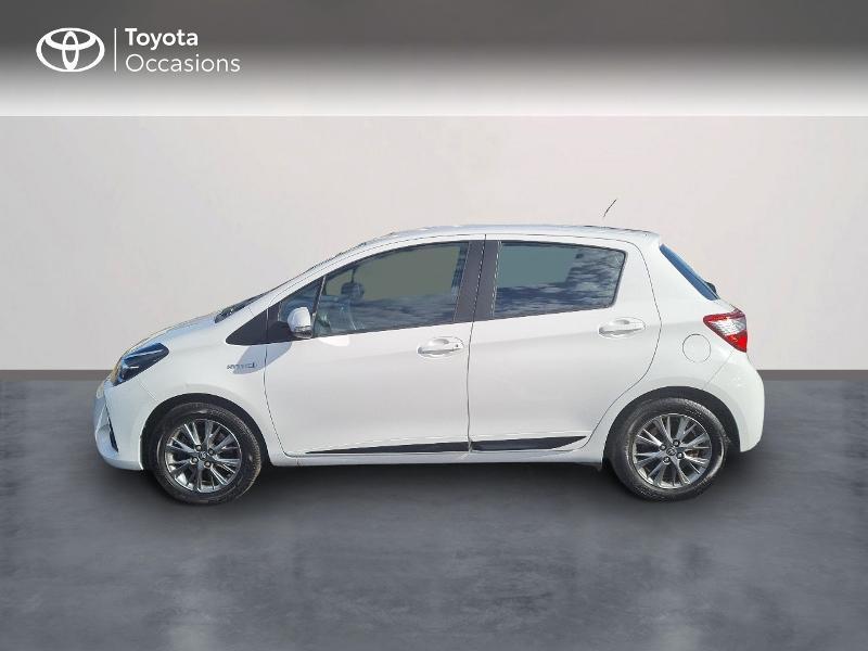 Photo 3 de l'offre de TOYOTA Yaris 100h Dynamic 5p à 12400€ chez Horizon Concarneau
