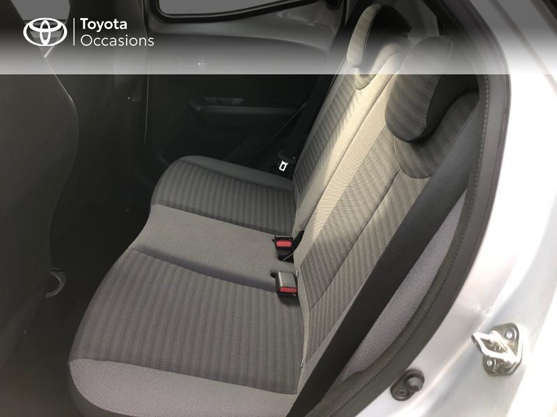 Photo 12 de l'offre de TOYOTA Aygo 1.0 VVT-i 72ch x-play 5p à 10490€ chez Horizon Concarneau