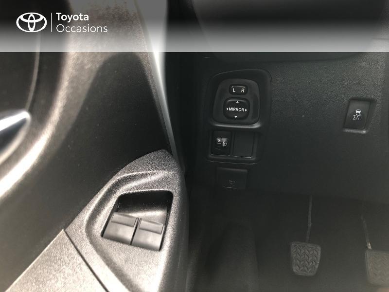 Photo 21 de l'offre de TOYOTA Aygo 1.0 VVT-i 72ch x-play 5p à 10490€ chez Horizon Concarneau