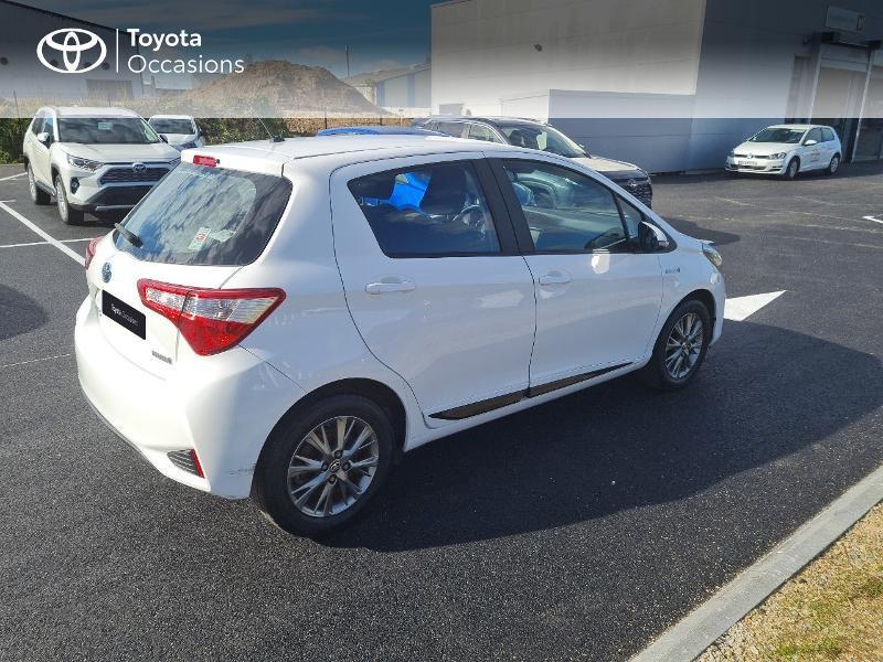 Photo 18 de l'offre de TOYOTA Yaris 100h Dynamic 5p à 12400€ chez Horizon Concarneau