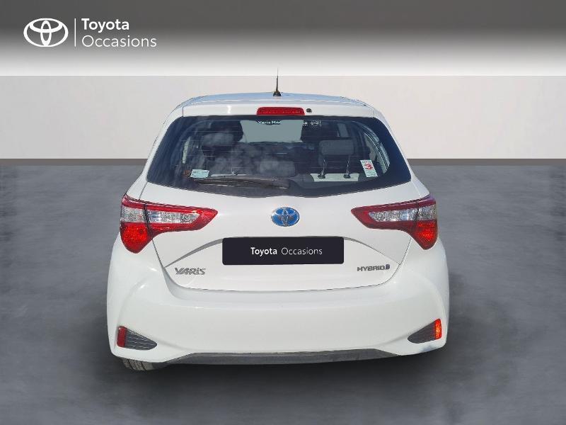Photo 4 de l'offre de TOYOTA Yaris 100h Dynamic 5p à 12400€ chez Horizon Concarneau