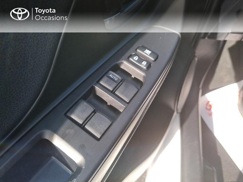 Photo 20 de l'offre de TOYOTA Yaris 100h Dynamic 5p à 12400€ chez Horizon Concarneau