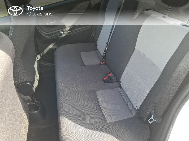 Photo 12 de l'offre de TOYOTA Yaris 100h Dynamic 5p à 12400€ chez Horizon Concarneau