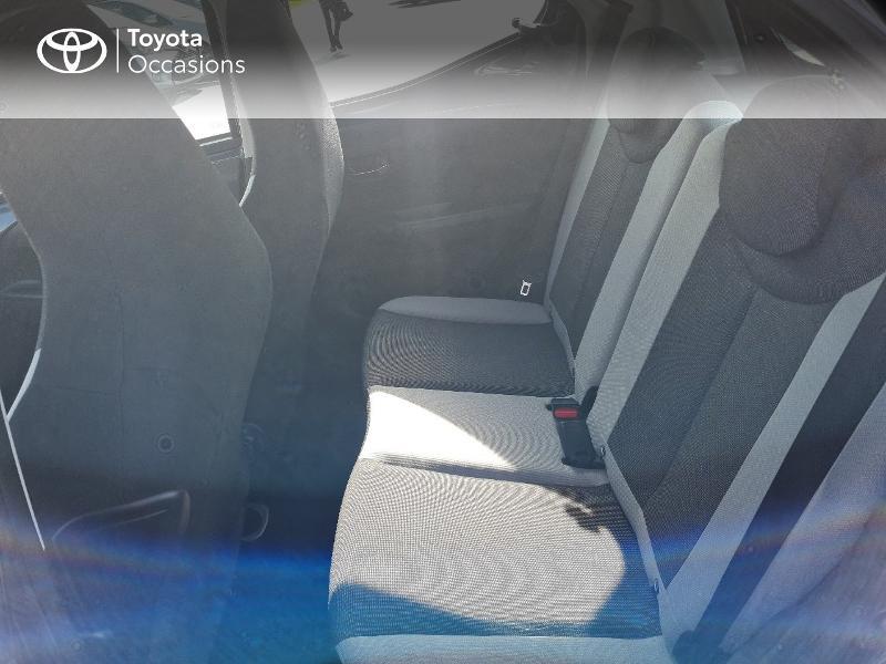 Photo 12 de l'offre de TOYOTA Aygo 1.0 VVT-i 69ch x-play 5p à 8900€ chez Horizon Concarneau