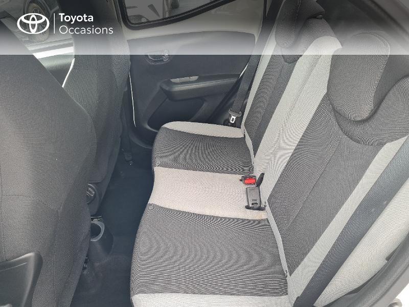 Photo 12 de l'offre de TOYOTA Aygo 1.0 VVT-i 69ch x-play 5p à 8400€ chez Horizon Concarneau