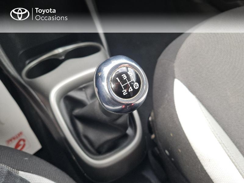 Photo 22 de l'offre de TOYOTA Aygo 1.0 VVT-i 69ch x-play 5p à 8400€ chez Horizon Concarneau
