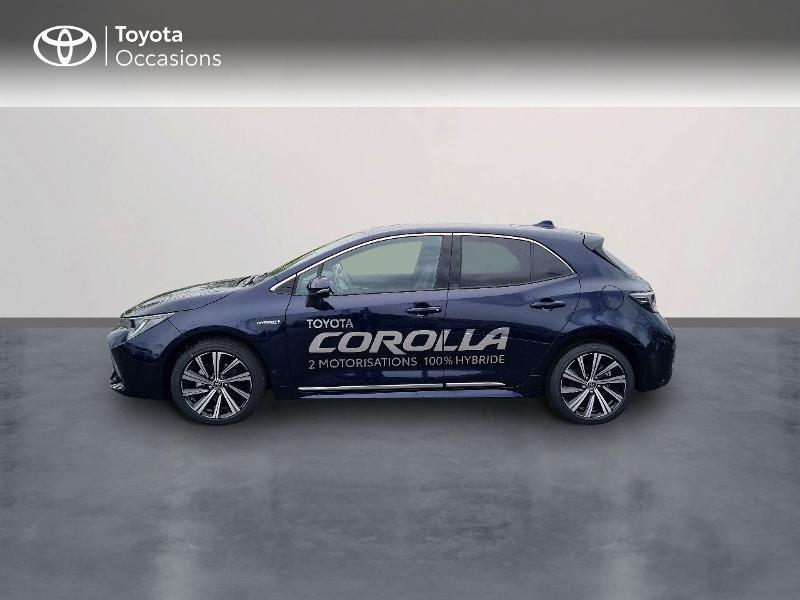 Photo 3 de l'offre de TOYOTA Corolla 122h Design MY21 à 25600€ chez Horizon Concarneau