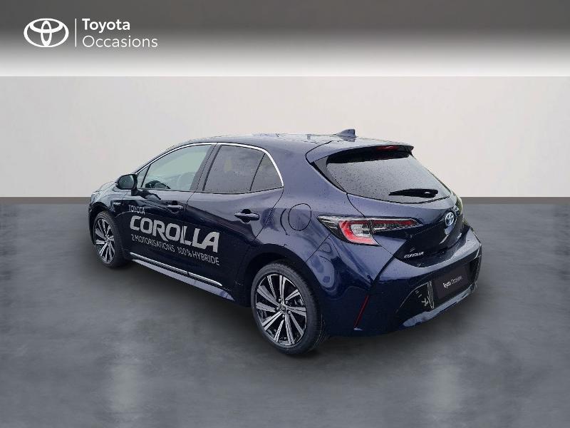 Photo 2 de l'offre de TOYOTA Corolla 122h Design MY21 à 25600€ chez Horizon Concarneau