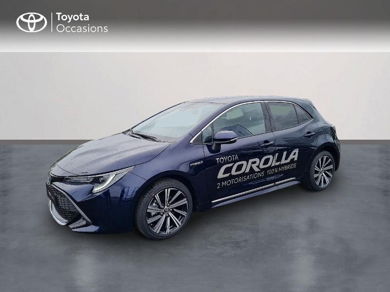 Photo 1 de l'offre de TOYOTA Corolla 122h Design MY21 à 25600€ chez Horizon Concarneau