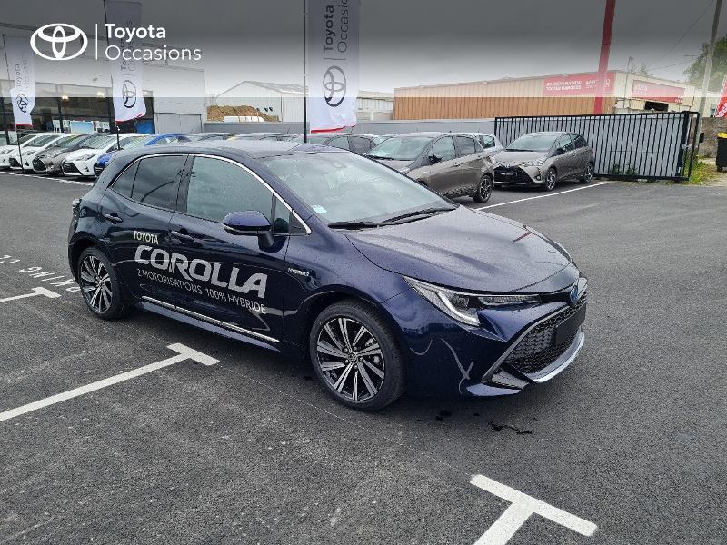 Photo 19 de l'offre de TOYOTA Corolla 122h Design MY21 à 25600€ chez Horizon Concarneau