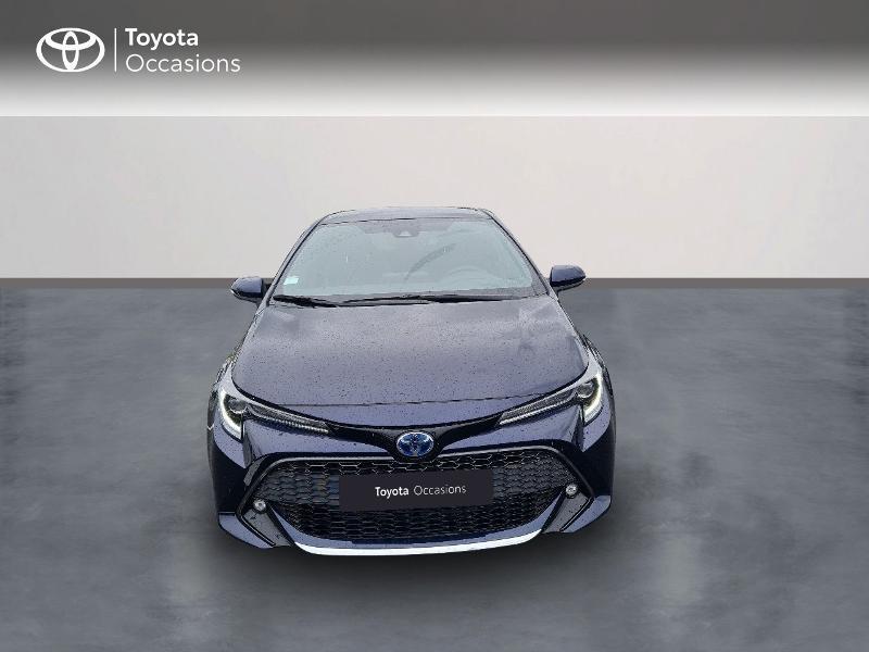 Photo 5 de l'offre de TOYOTA Corolla 122h Design MY21 à 25600€ chez Horizon Concarneau