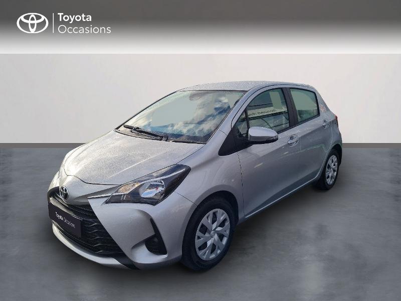 Toyota Yaris 70 VVT-i France Connect 5p RC19 Essence GRIS ALUMINIUM Occasion à vendre